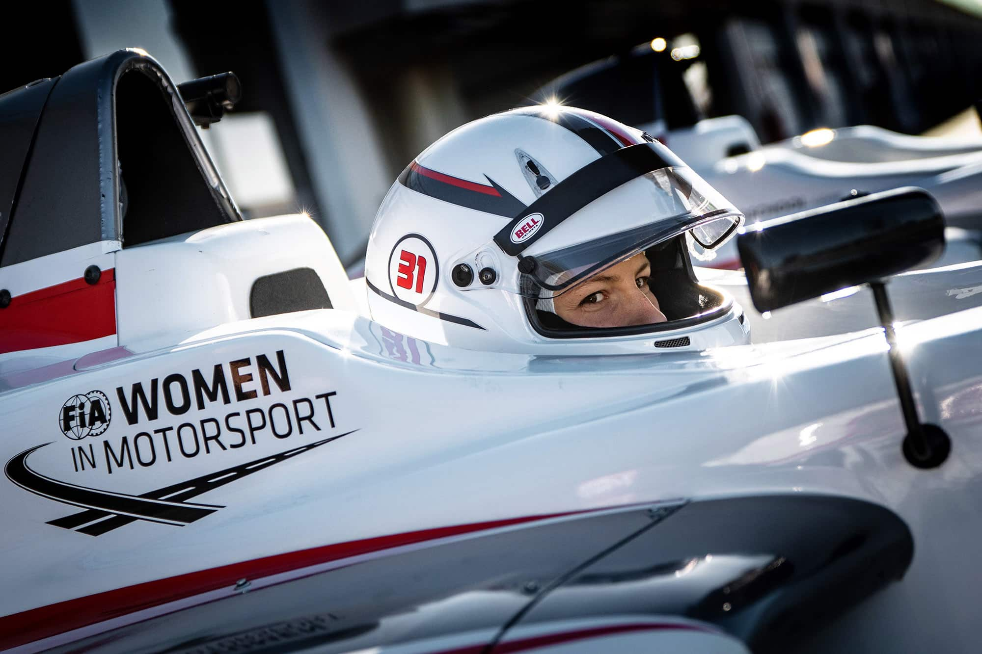 Doriane Pin récompensée par le prix FIA Women in Motorsport 2019