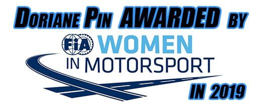 WIM - DORIANE PIN SELECTED FOR FIA WOMEN IN MOTORSPORT-SUPPORTED VOLANT WINFIELD F4 TEST
